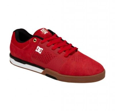 Tênis DC Shoes Men's Cole Lite 2 SE Shoes Chili Pepper #Tênis #DC Shoes