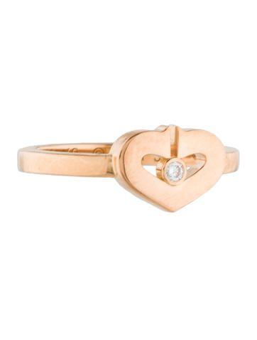 Cartier Coeur C de Cartier Ring
