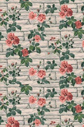 Pin By Magdilla On F Flower Wallpaper Vintage Flower Backgrounds Flower Background Iphone