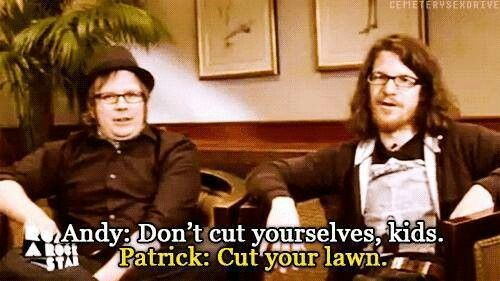 Cut your lawn