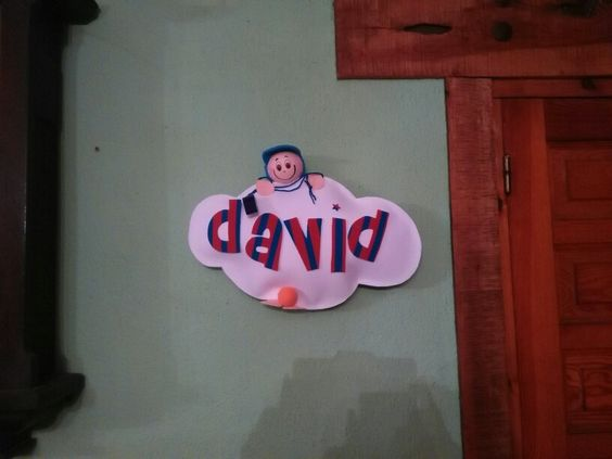 Futbolista David.
