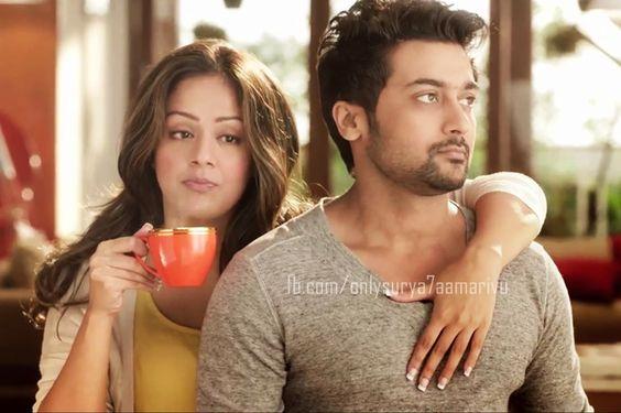 Surya & Jyothika
