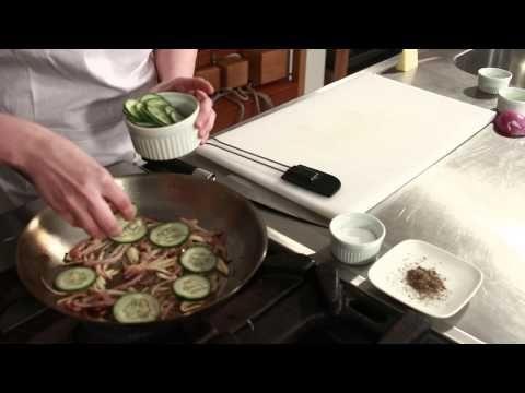 Programa Receitas Organomix - Episódio 15 - Petisco de Pepino - YouTube