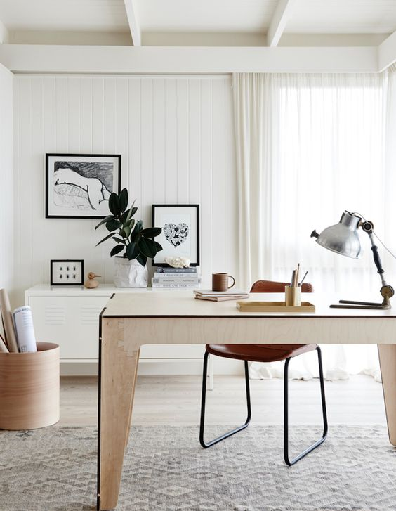 DESK DETOX: 7 WAYS TO BOOST STYLE & PRODUCTIVITY IN YOUR HOME