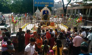 The Shani Shingnapur temple in Ahmednagar was ordered to open its inner sanctum to women by a state court.