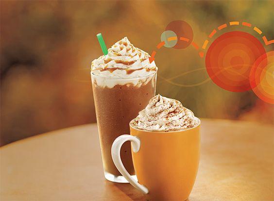 Starbucks - Pumpkin Spice Latte
