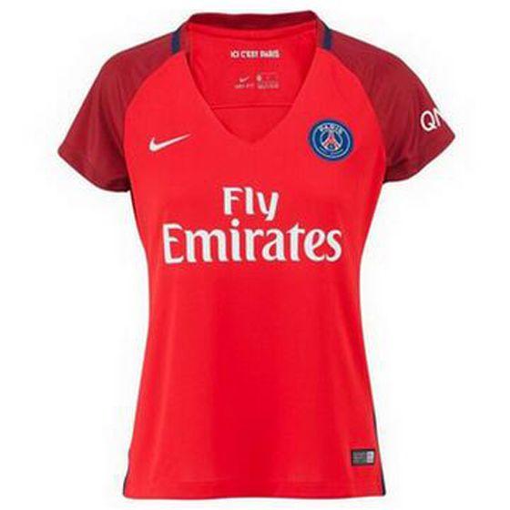 Maillot de foot PSG Femme Exterieur 2016/2017