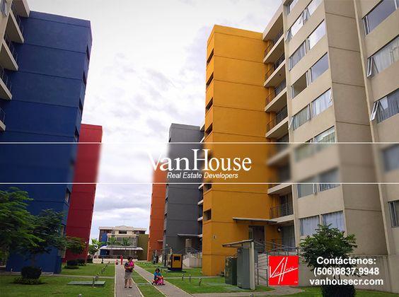 #REMATE condominio Oasis #SANJOSE   -3 dorm., 2 baños, 2 garajes, bodega. 109 m2 const.  -Piscina, seguridad 24 hrs, área de juegos, canchas de fútbol. -5 minutos de Capital y Malls.  Valor: $119.000 - NEGOCIABLES - TASA FIJA 8% - GASTOS & AVALÚO GRATIS.  Telf: 8837.9948 / 8874.9202 / VANHOUSECR.COM