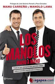 Los Manolos. Biblionovedades marzo 2014