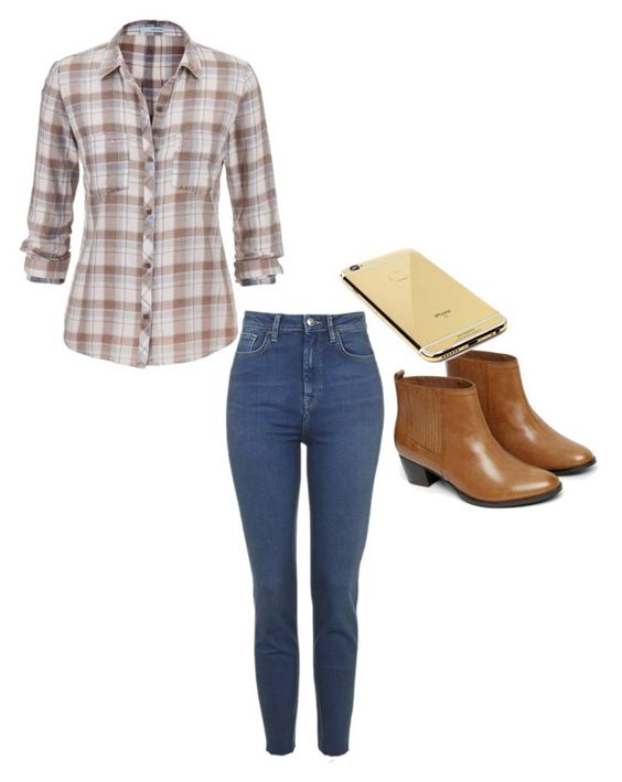 """""""wish i had this stuff"""" by troylerzalfie ❤ liked on Polyvore featuring maurices, Warehouse and Goldgenie"""