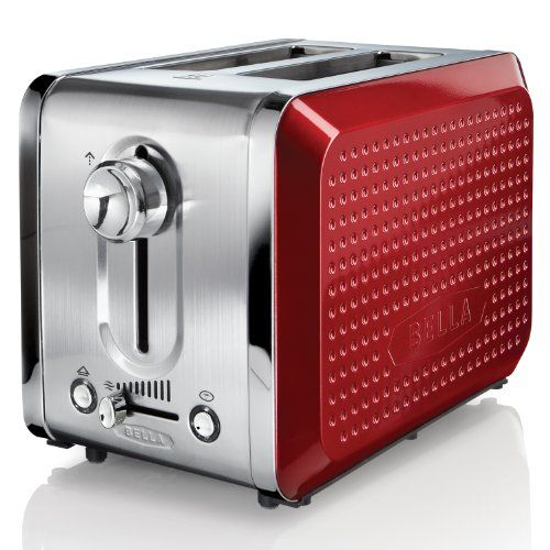 Bella Housewares | Dots Collection 2-Slice Toaster in Dots Collection and Collections and kitchen appliances, colorful appliances, toasters,...