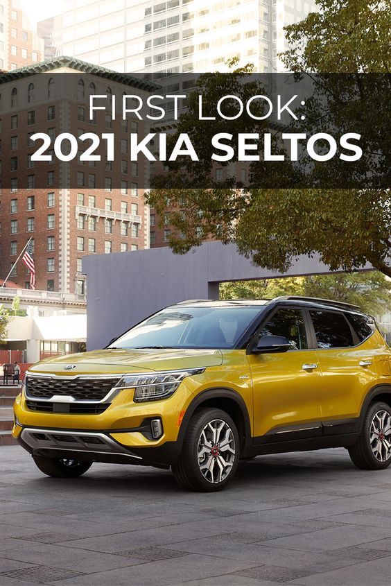 Kia Seltos First Look In 2020 Kia Subcompact Sportage