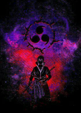 呪印のサスケの画像