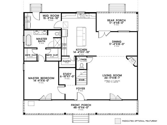 Manuel builders floor plans meze blog for Cretin homes floor plans