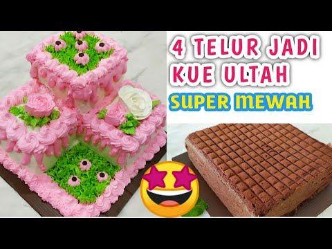 Kue Ultah Yang Lagi Viral Basecake Blackforest Youtube Kue Tart Kue Desain Kue