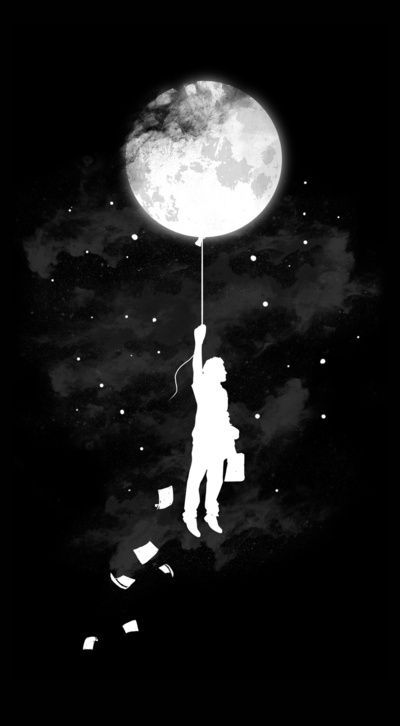 """maybe have little girl with dress. """"without the dark we'd never see the stars."""""""