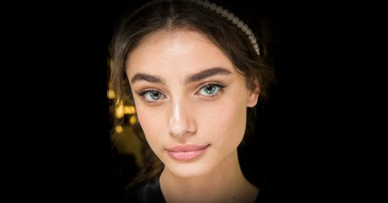 The Best Bridal Beauty Looks From the Runway