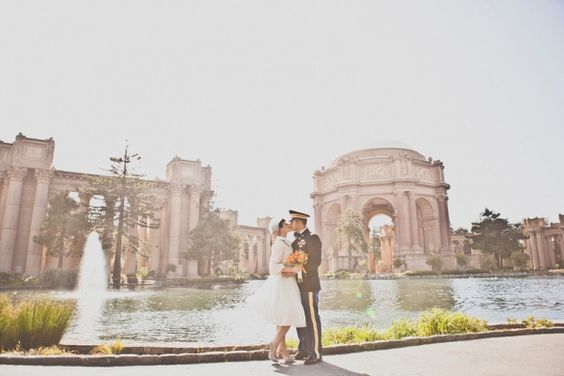 Beautiful soldiers and courthouse wedding on pinterest for Sf courthouse wedding