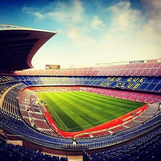 Ir a un partido del Barcelona