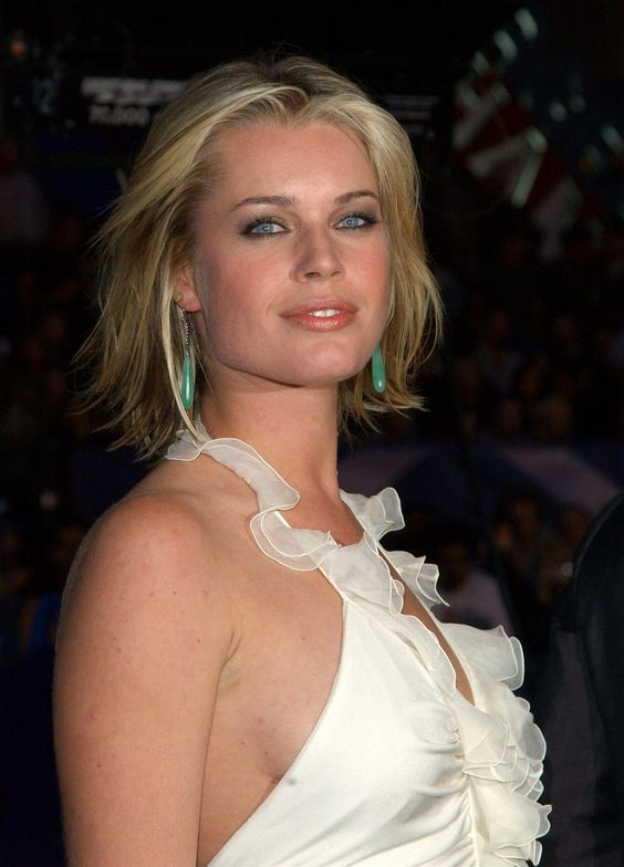 Rebecca Romijn ...... Rebecca is an American actress and former fashion model.