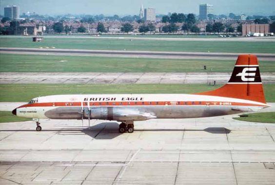 British Eagle Air