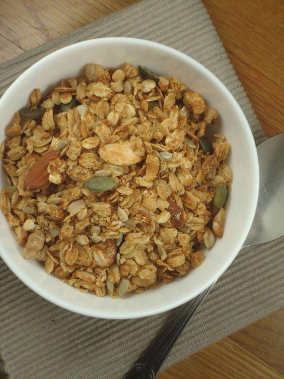 Breakfasts :: Snacks - Granola