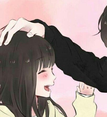 24 terbaru gambar anime couple keren terpisah pada kali ini kami. Foto Profil Anime Couple