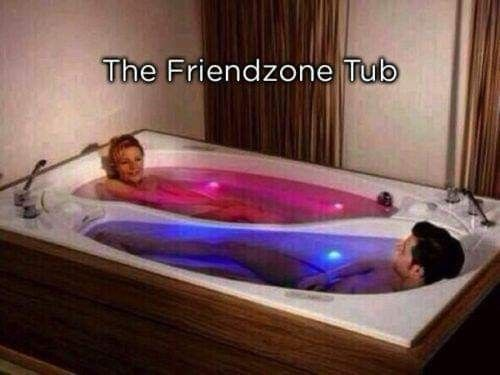 The Friend Zone Tub Ha In 2020 Funny Celebrity Memes Most Hilarious Memes Comedy Memes