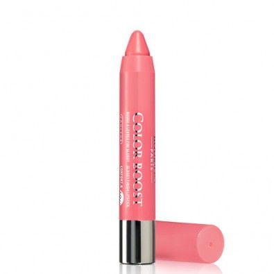 Rouge à lèvres Color boost - peach on the beach -BOURJOIS
