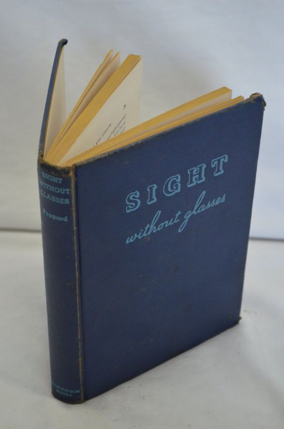 BOOK SALE Vintage Hardback Book Sight Without by FloridaFinders, $5.00