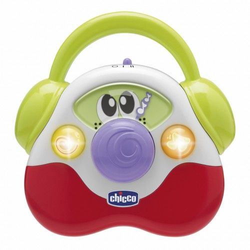 Baby's first #Christmas? This adorable Chicco Baby Radio is sure to get your tot groovin this Christmas coming!