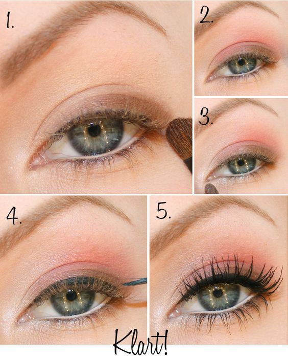 first date makeup tutorial