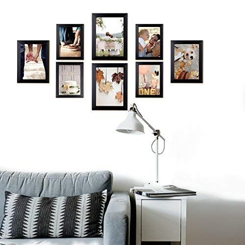 Homemaxs 12 Pack Picture Frames Collage Photo Frames Wall Gallery Kit For Wall And Home One 8x10 In F Gallery Wall Frames Photo Frame Wall Frame Wall Collage