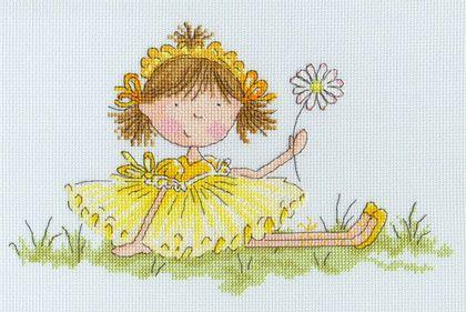 Little Jem: Meadow Flowers