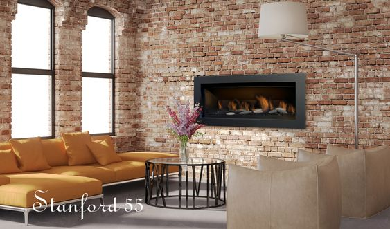 Electric Fireplace - Stanford 55 | Sierra Flame