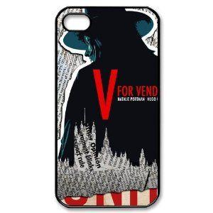 MyTop Arts V for Vendetta Moive Poster Hard Case Cover for Ipad 2/3/4
