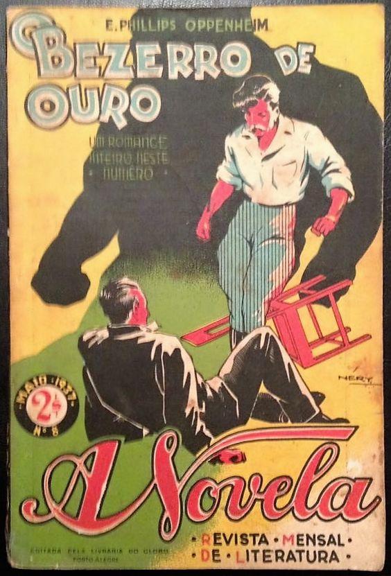 Revista A Novela número 8, 1937: