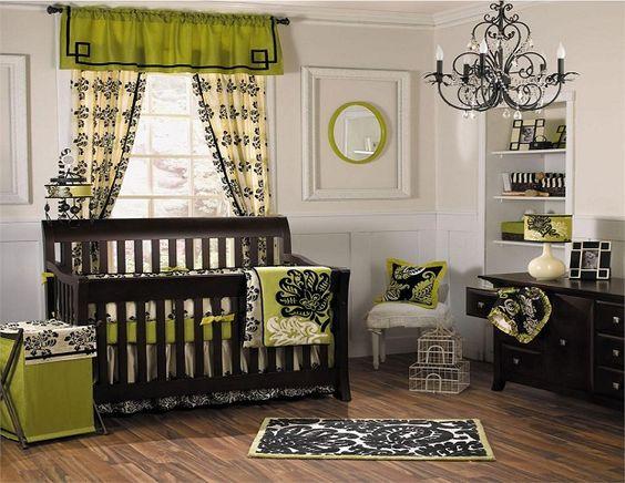 Chambre à coucher bébé | Idée de déco chambre bébé - Bébé et décoration - Chambre bébé ...