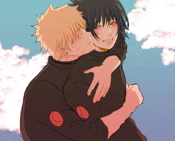They asked me to tell the story of my life... <3 #narusasu: