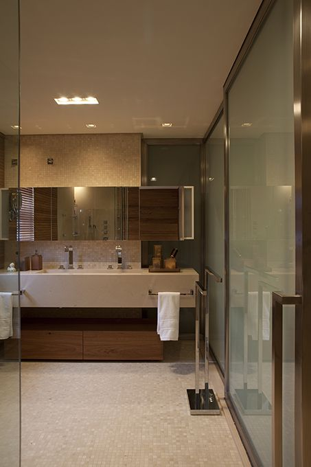Apartamento Rua Afonso Brás / Clarissa Strauss #bathroom