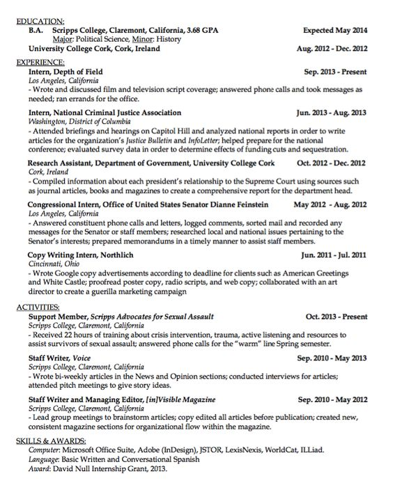 Design Interior Resume -   exampleresumecvorg/design-interior - Copy Editor Resume