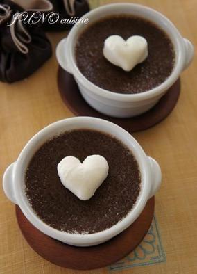 ☆カルダモン香るチョコto-fu~甘いものが苦手な彼のために~☆|レシピブログ