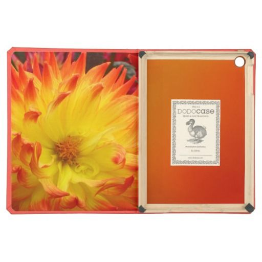 Yellow orange Dalia Flower:  http://www.zazzle.com/yellow_orange_dalia_flower-256475635437058215 For more Dalia flower case:  http://www.zazzle.com/dean+johnson+dodocase+ipad+air+cases