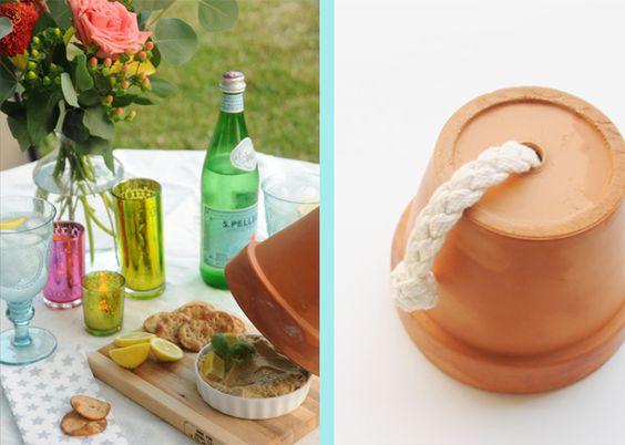Have & Make: Terracotta Cloche