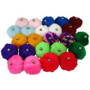 Pom-Pom for my skates..Loved going to Skateland every Friday or Saturday night..