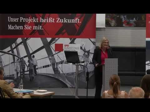 """Netzpolitischer Kongress SPD: """"Leben und Arbeiten in der digitalen Gesellschaft"""" - Teil 1"""