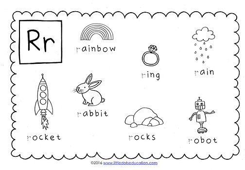 Preschool Letter R Activities And Worksheets Letter R Activities Preschool Letters Preschool Letter R Activities Free printable worksheets for r