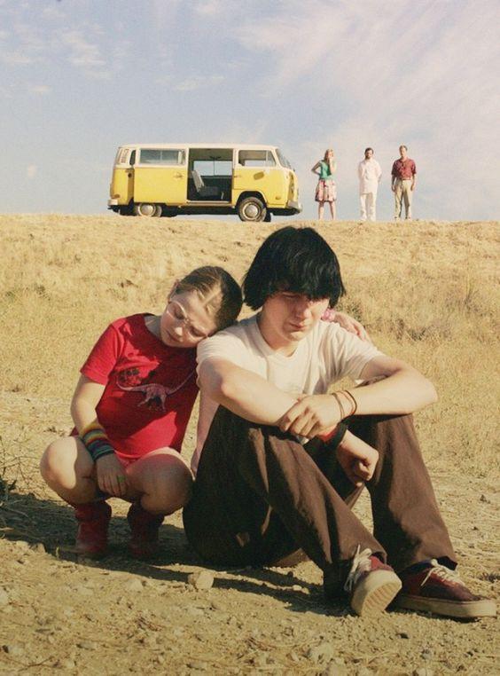 Olive & Dwayne Hoover (Little miss sunshine - Jonathan Dayton, Valerie Faris, 2006)