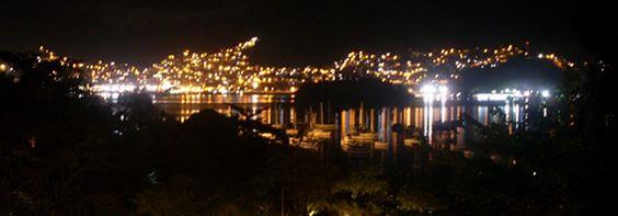 Guia comercial e turístico sobre a cidade de Angra dos Reis no Estado do Rio de Janeiro - RJ.