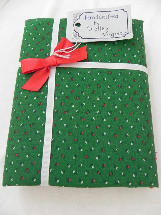 Christmas Card List Journal Record Keeper by baublesandblingforu, $8.00